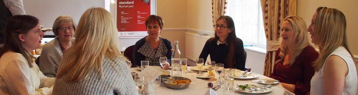 Wome's business networking Leicestershire